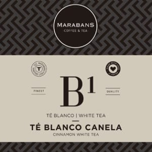 Cinnamon White Tea | Marabans UK - Premium Quality Tea