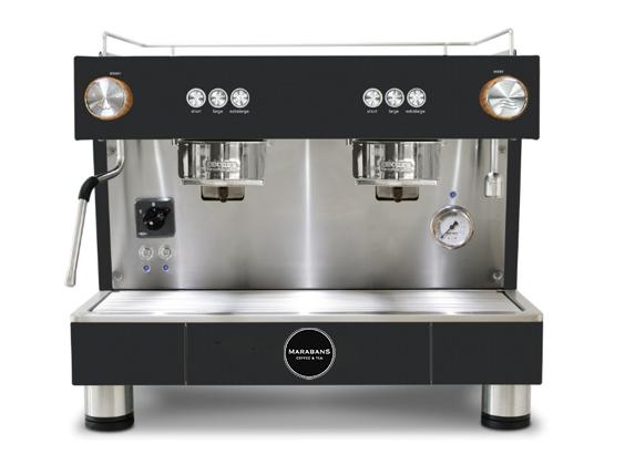 Professional Capsule Espresso Machines by Marabans UK
