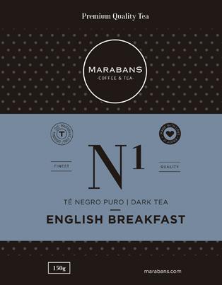 English Breakfast Tea | Marabans UK - Premium Quality Tea