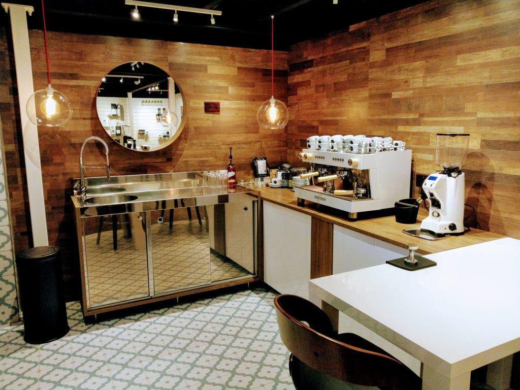 Coffee Machine Showroom near Birmingham, West Midlands, UK