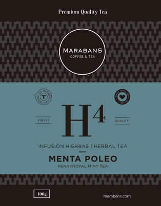 Pennyroyal Mint Tea | Marabans UK - Premium Quality Tea