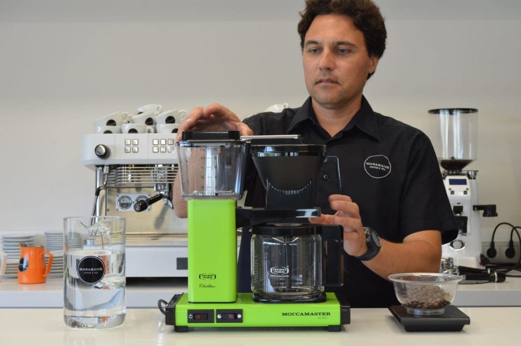 Barista Training Courses - Commercial Coffee Machines