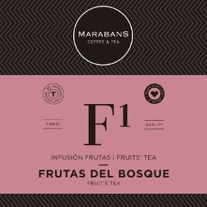 Fruitas Del Bosque | Marabans UK - Premium Quality Tea